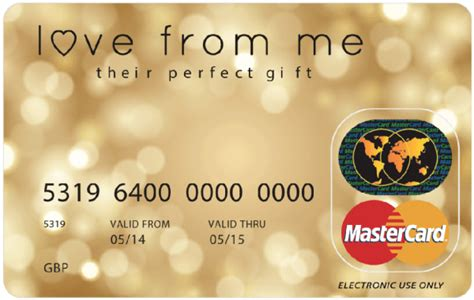 International Mastercard Gift Cards - products archive their perfect gift