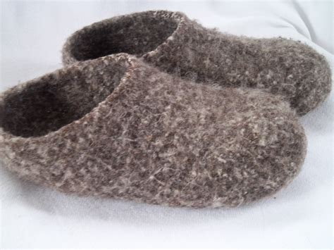 felted slippers pattern pilgrim purse and poetry knit felt slippers for adults