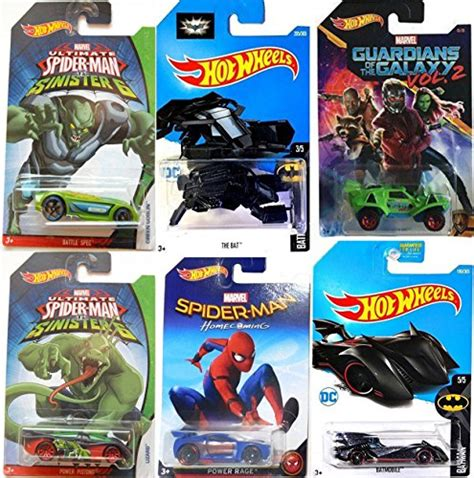 Mainan Mobil Wheels Marvel Green Goblin wheels marvel spider homecoming exclusive
