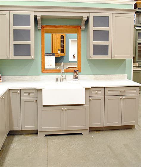 gray kitchen cabinets home depot quicua