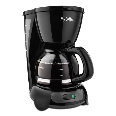 Mr. Coffee® Simple Brew 4 Cup Switch Coffee Maker