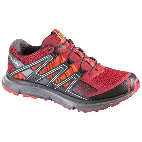 salomon mens xr mission trail running shoes
