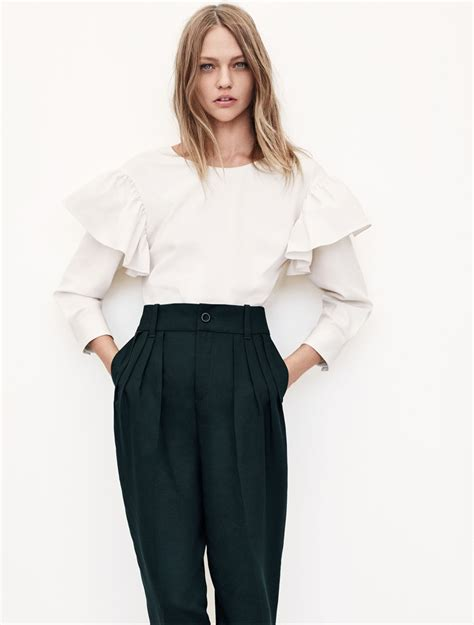 Zizara Collection zara join sustainable clothing collection
