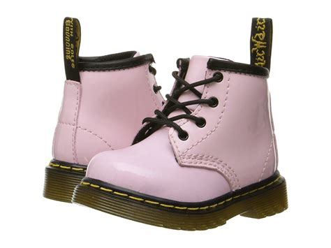 Summerfincor Boot Sunsh Baby Pink dr martens kid s collection brooklee b lace boot toddler baby pink patent ler zappos