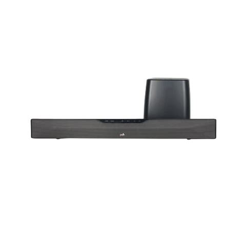 polk audio surround bar 6500 home theater soundbar system