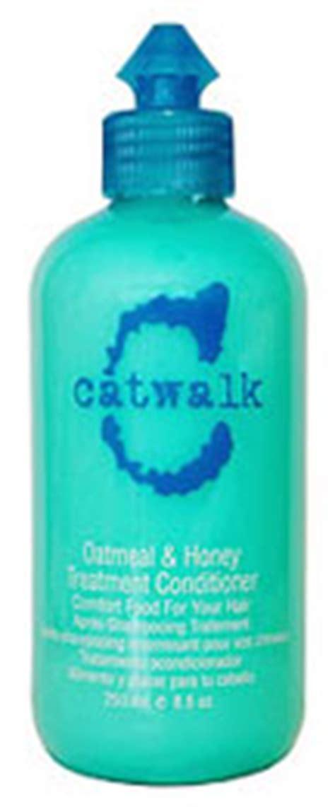 oatmeal treatment for hair tigi catwalk oatmeal honey treatment conditioner