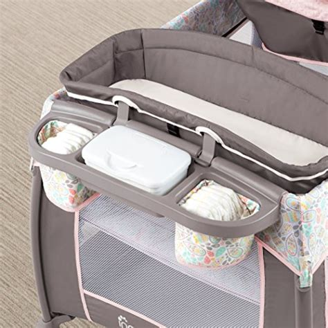 Baby Box Ingenuity Playard Delux 1 ingenuity washable playard with centre piper