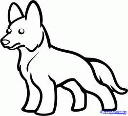 german shepherd coloring pages german shepherd coloring pages to and print for free