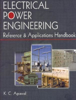 reference book electrical engineering electrical power engineering reference applications
