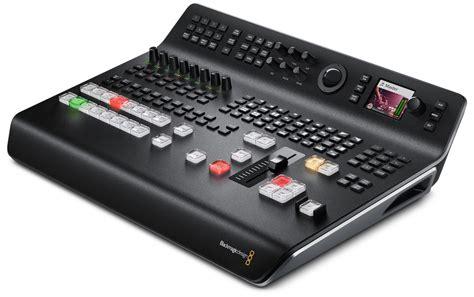 Blackmagic Atem Television Studio Pro Hd so is the new mixer atem television studio pro hd audiovisual panorama
