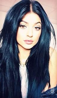 black haircuts dye la moda en tu cabello color de pelo negro azulado