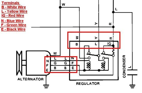 toyota hilux voltage regulator wiring diagram 1980 toyota
