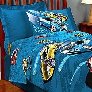 hotwheels racing comforter race car