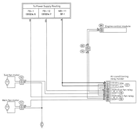 subaru impreza horn wiring diagram subaru wiring diagram