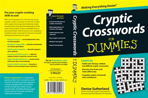 for dummies template book cover puzzling another cover