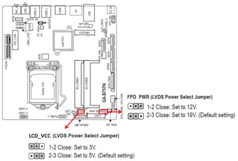 lvds layout guide gigabyte thin mini itx motherboards