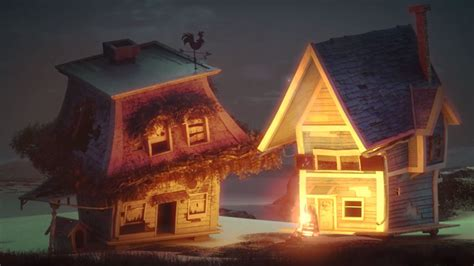 the sweet house home sweet home from supinfocom animation short film
