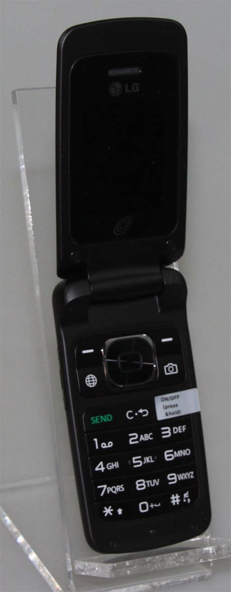 tracfone lg flip cell phone new black tracfone lg 420g flip cell phone cellular gsm