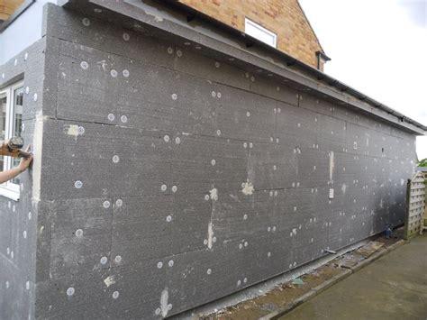 piastrelle per muri esterni coibentazione muri pannelli isolanti come isolare pareti
