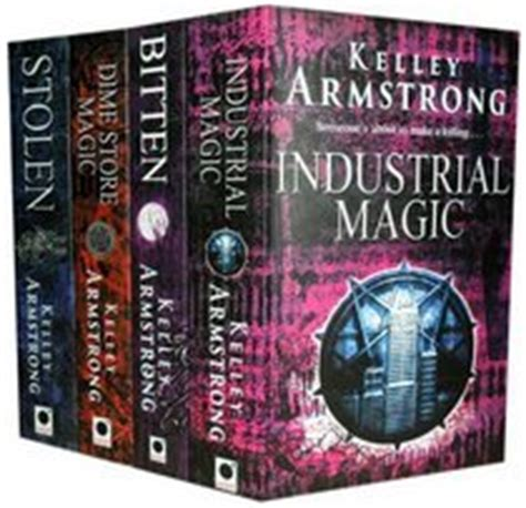 veins of magic otherworld books kelley armstrong of the otherworld series 4 book