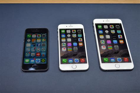 bid iphone on with the iphone 6 and 6 plus apple s