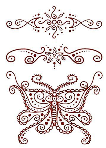henna temporary tattoo instructions 17 best ideas about henna butterfly on simple