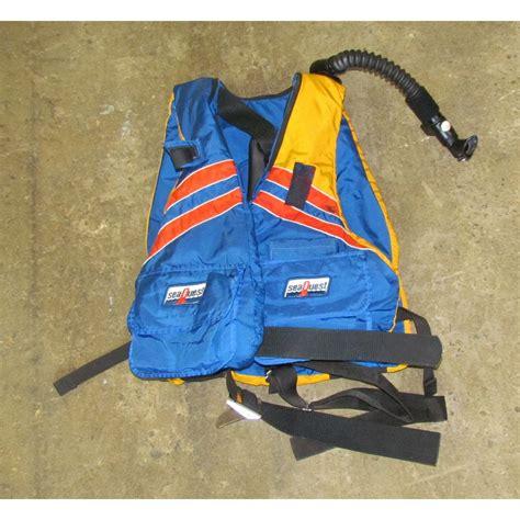 Aqualung Seavests With seaquest buoyancy compensator scuba diving vest