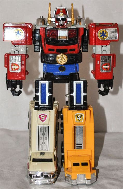 Mainan Robot Power Ranger 88 525 bandai power rangers lightspeed rescue deluxe lightspeed