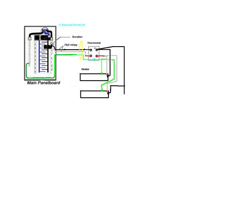 king electric baseboard heater wiring king thermostat m602 wiring diagram get free image about