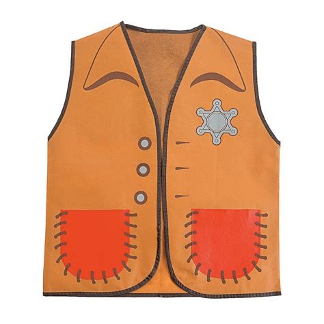 western vest craft crayola com cowboy vest oriental trading