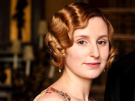 How To: Fake Finger Waves like Edith from Downton