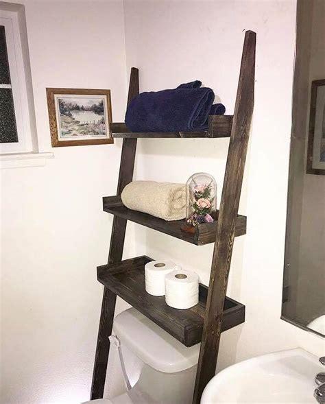bathroom ladder shelf tags shelves in small bathroom rustic bathroom shelf ladder elon s