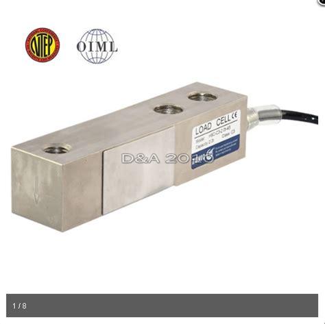 Load Cell Shear Beam Alloy Stell Material Zemic Lcsb H8c 500kg aliexpress comprar capacidad de 2 t zemic nuevo