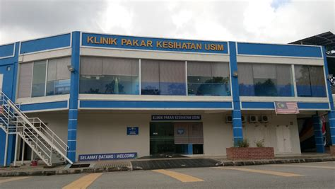 Pemutihan Gigi Di Klinik Kerajaan klinik pakar kesihatan usim bantu golongan asnaf