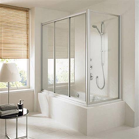 Duschkabine Für Badewanne by Badewannen Abtrennung Design