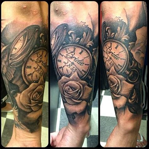 dark rose tattoo studio pocket and roses by greg kun black
