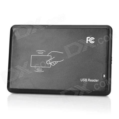Usb Id Card intelligent id card usb reader black free shipping dealextreme