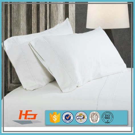 Cheap White Pillow by Bulk 100 Cotton White Pillow Cases Wholesale White