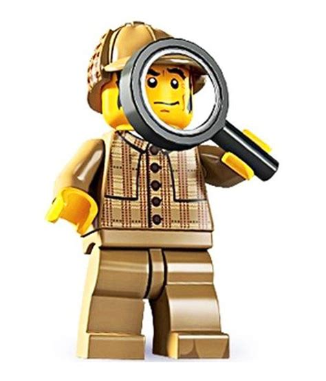 lego series 5 detective mini figure construction set imported toys buy lego series 5