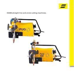 pug cutting machine esab pug cutting machine wholesale trader from new delhi