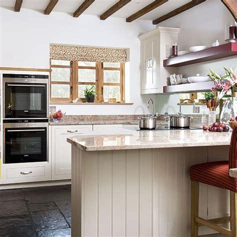 compact kitchen layout take a tour around a compact shaker kitchen housetohome