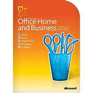 microsoft office 2010 home business ca software