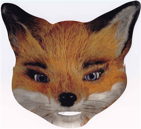 mrs fox mask front happy meal items that were released