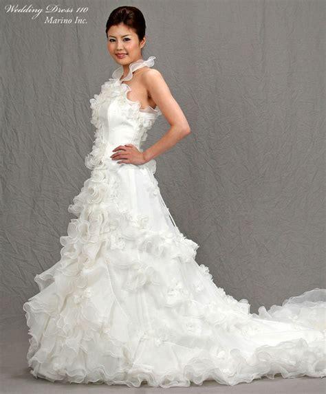 rental wedding dresses in flower dresses