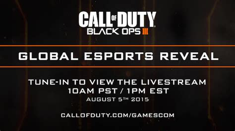 black ops esports reveal takes place august