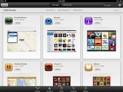 layout on app store nieuw ontwerp app store in ios6 nieuws ipadinfo nieuws