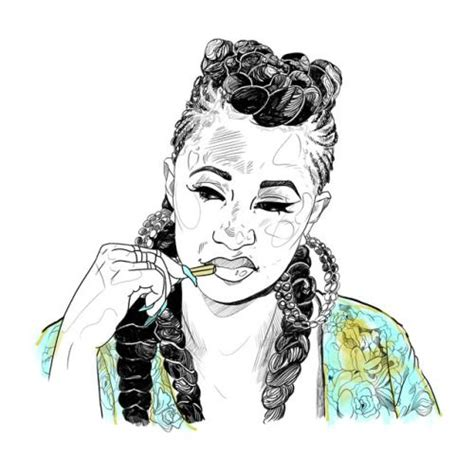 Cardi B Sketches by Image Result For Cardi B Drawings Cardi B
