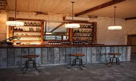 rustic basement bar rustic restaurant decor rustic style basements basement