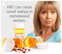 Hormone Replacement Therapy Can Cause Mood Swings