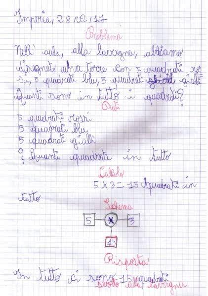 testi gialli inventati didattica matematica scuola primaria problemi con la